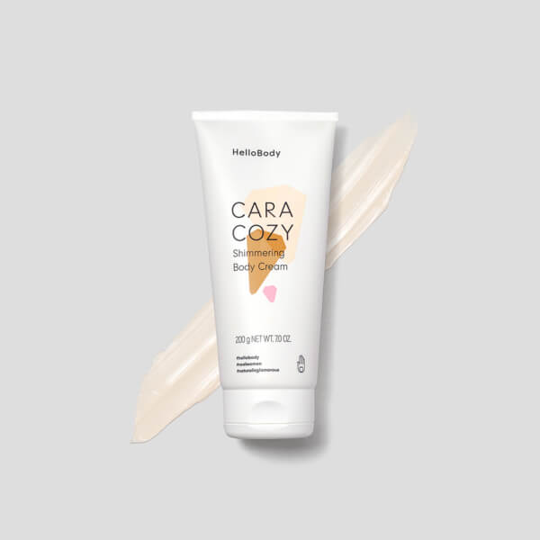 Cara Cozy Shimmering Body Cream